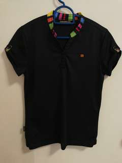 Loudmouth ladies golf top