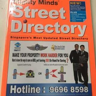 2018 Singapore street directory