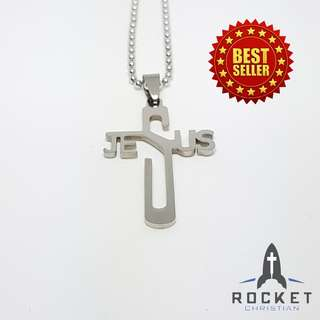 JESUS Necklace (Available Now)