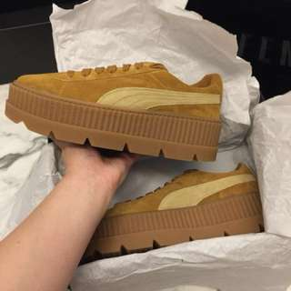 [NEW, AUTHENTIC] PUMA Fenty Platform Cleated Creepers