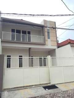 Jual Rumah Babatan Pantai New MURAH BANGET