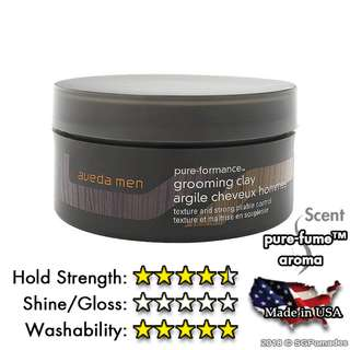(Free mail) Aveda Men Pure-formance™ Grooming Clay
