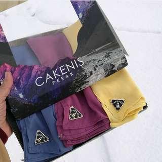 Cakenis ORIGINAL broochless shawl Purple