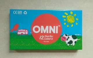 Omni 12 Poster Colours