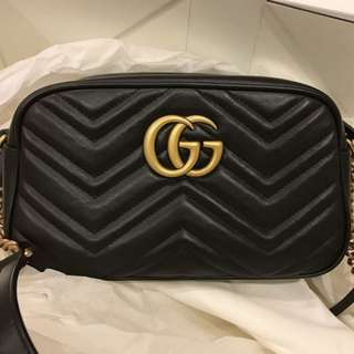 Gucci gg marmont sling bag