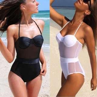 Fashion 1pc Push up Padded Swimsuit