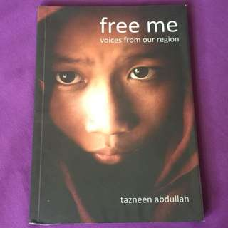 free me voices from our region (Literature Book)