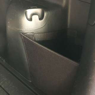 Honda Fit 08 Boot Organizers