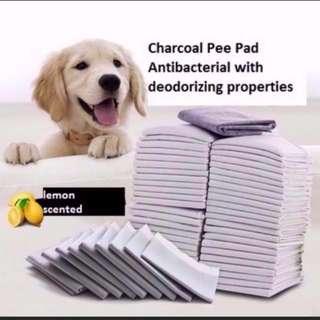 Like For Likes Pet Charcoal Pee Pad Toilet Training new small medium