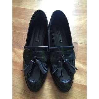 Zara 樂福鞋