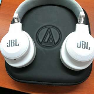 JBL E55 wireless headphones Fast deal