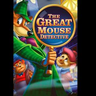 [Rent-A-Movie] THE ADVENTURES OF THE GREAT MOUSE DETECTIVE (1986) [MCC004]