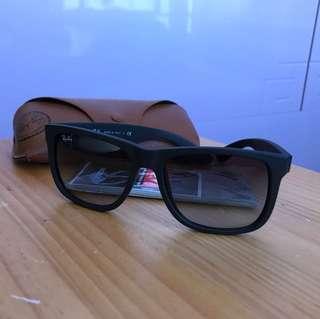 正貨RayBan 大陽眼鏡 RB4165