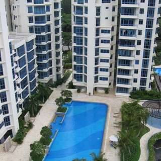 Sanctuary green 2+1 unit for rent