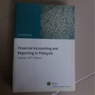 Financial Accounting and Reporting in Malaysia