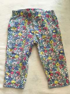 Carter's baby trousers