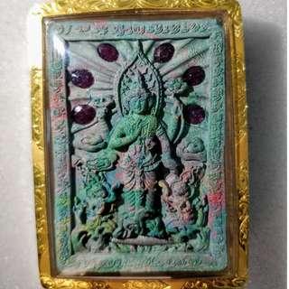 Kruba Krissana Narai 3 Personal Amulet