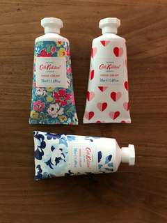 Cath Kidston Hand Cream made in 🇬🇧