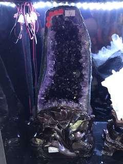 Amethyst crystal ( 5A 官帽洞)