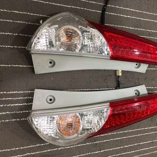 Alza Rear Light