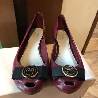 Authentic Pre-owned Melissa Ultragirl + Jason Wu