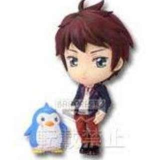 Anime Mawaru Penguindrum Ichiban Kuji Prize G Chibi Kyun Chara Figure