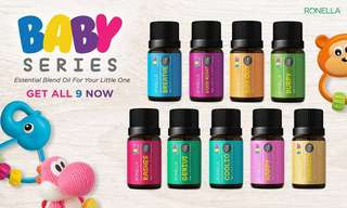 Baby Essential Blend Oil