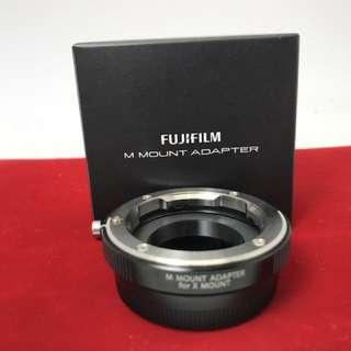 Fujifilm Leica M to Fuji X Adapter