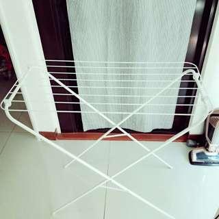 💥大降價💥Ikea折疊型曬衣架【超輕】9成新