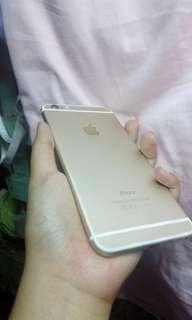 iPhone 6 plus Globe lock