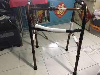 可摺疊助行架 柺杖
