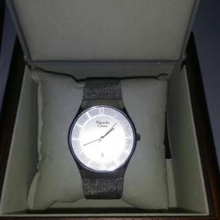 Jam tangan alexandre christie(authentic)