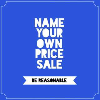 Quote Your Own Price!