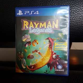 Rayman ps4 game