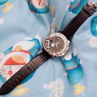 genuine leather手錶