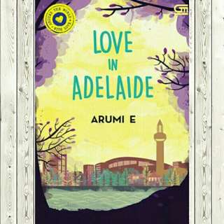 ebook - Love in Adelaide