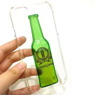Iphone 6 case motif beer / beer case / iphone 6 case