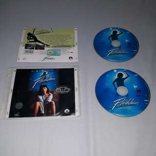 1 x original Flashdance VCD with free normal postage