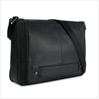 """#BLACK MESSENGER BAG BRAND NEW IDEAL FOR 15"""" LAPTOPS"""