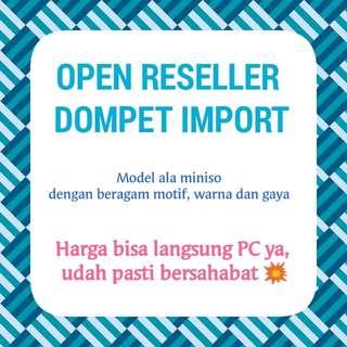 Reseller Dompet Import