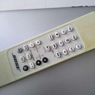 bose remote control
