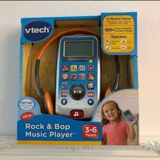 (Instock) Vtech rock n bop music player