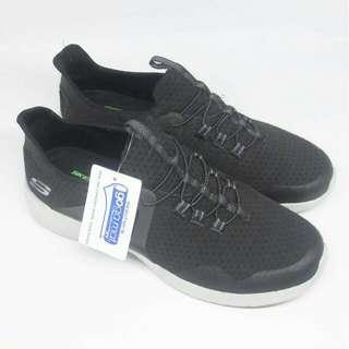 Sepatu Skechers Matrix Black