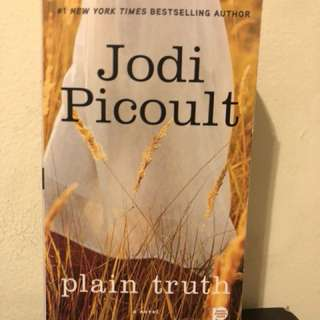 Plain truth by jodi picoult