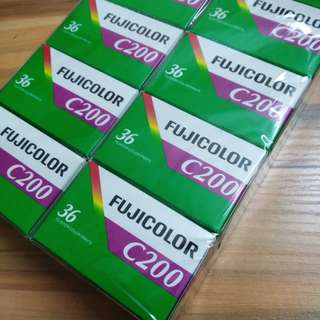 Fujifilm C200 Ready stock