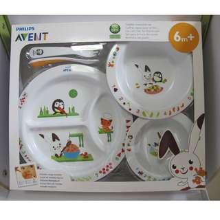 Avent Toddler Mealtime Set