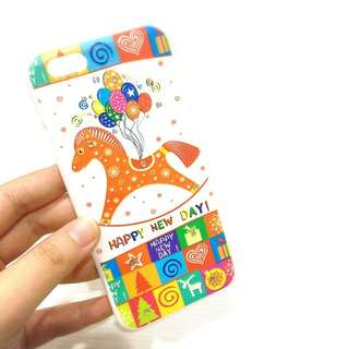 Iphone 6 case party unicorn / hardcase iphone 6 / case