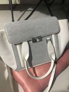 pedro white bag