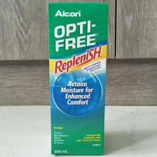Alcon Opti-Free Replenish Contact Lens Solution