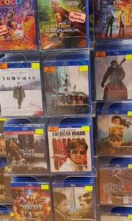 4K Blu Ray or Blu Ray movies!! Amazing sale!!!